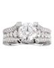 White gold Dimond ring