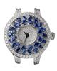 photo of Ceylon sapphire watch