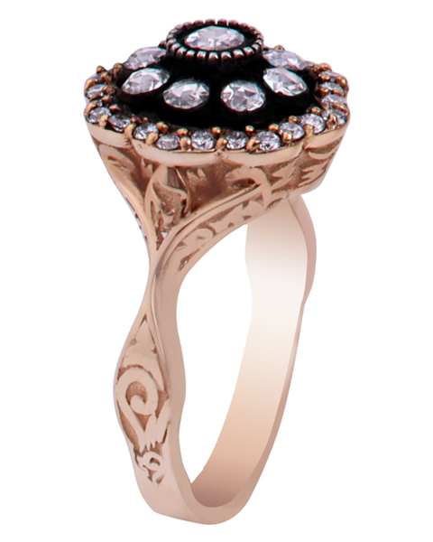 photo of classic diamond ring