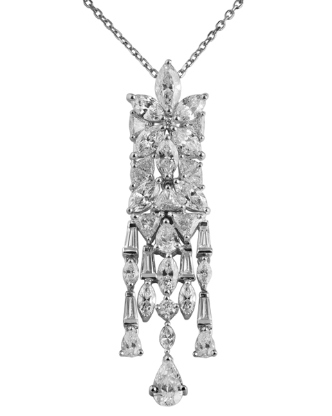 photo of diamond fancy pendant