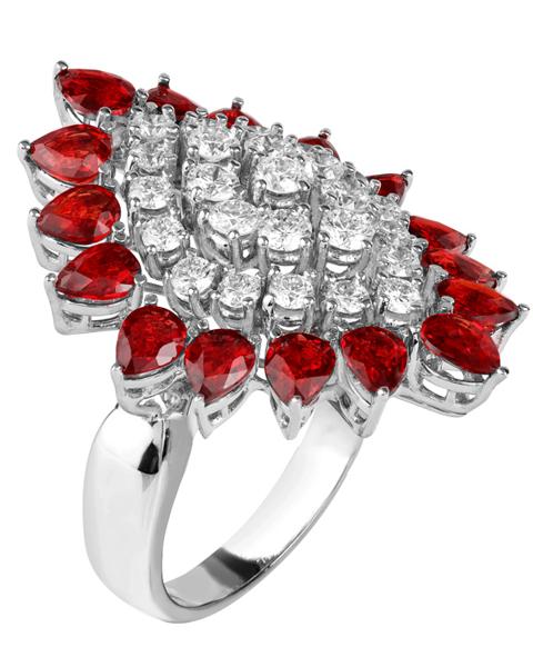 Photo of Songea Ruby ring