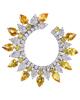 photo of sun earrings