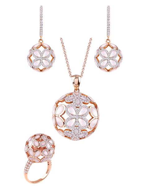 jewellery shell set