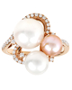 Women's Pearl Ring