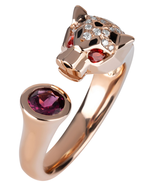 Photo of Rhodolite Ring