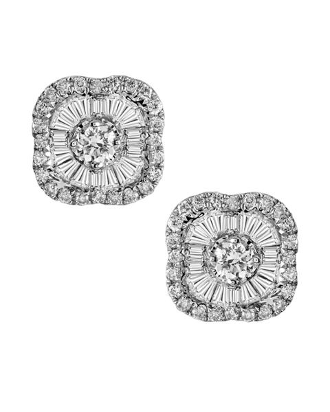 Women's Diamond earrings