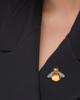Photo of Bee pearls brooch