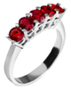 Photo of Songea Ruby ring