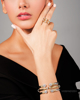 Round cut Diamond Bracelet
