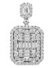 Diamond jewellery Pendant