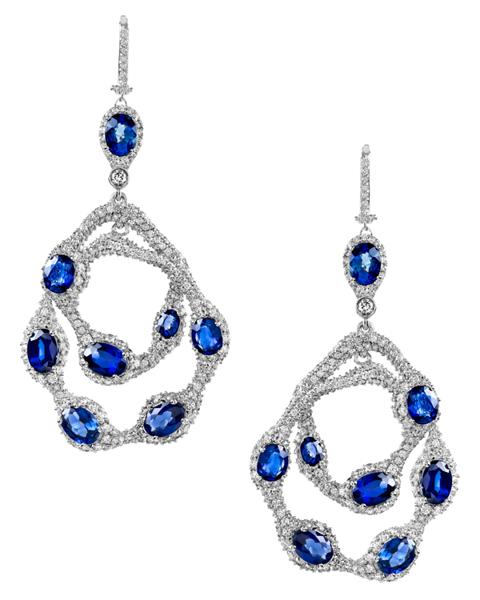 Photo of Sapphire Earrings