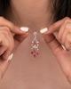 photo of Ruby pendant