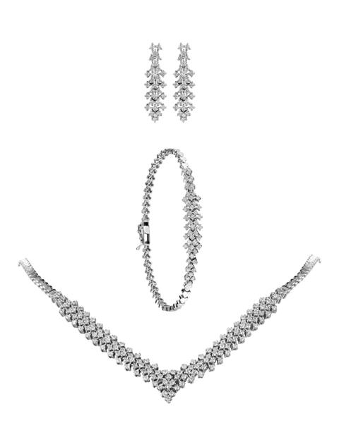 Photo of Diamond Wedding Set