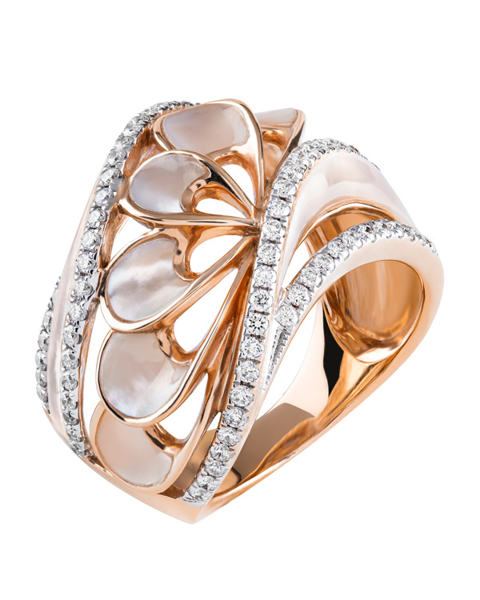 Women's Shell Ring