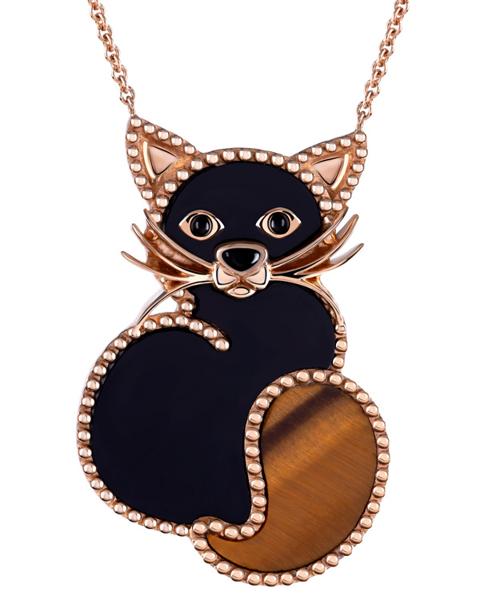 Jewellery Cat Pendant