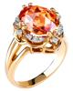 Photo Of Citrine Ring