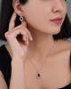 Women's Ruby Earrings