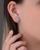 Buy online Diamond earrings