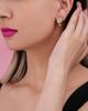 Gold Diamond Earrings