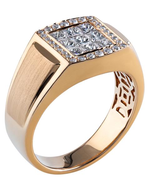 photo of men's ring